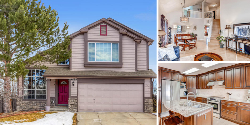 Sold! Sunny Updated Home in Boulder