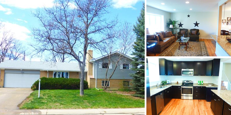 Sold! Beautifully Updated in Northglenn