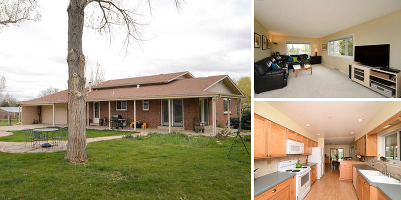 Sold! Erie Home with Acreage!