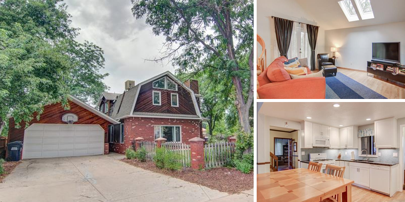 Sold! Englewood Colonial with a Great Yard