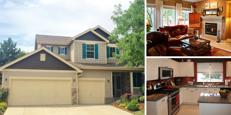 Sold! Beautifully Updated Home in Longmont