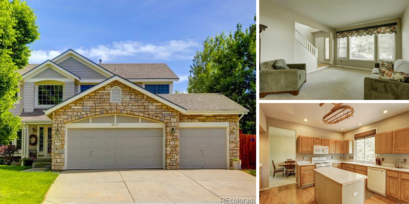 Sold! Beautiful Home with Unique Outdoor Space in Broomfield!