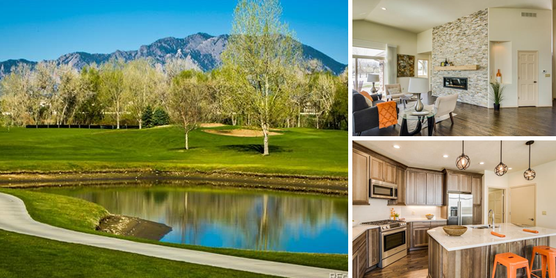 Sellers Move Up to Fantastic Views at Coal Creek Golf Course!