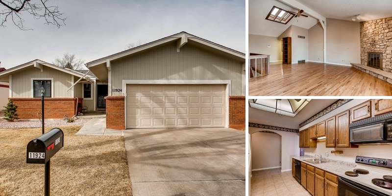 SOLD! First Time Buyers Win Huge Ranch Home with All The Room They Need! No More Rent!