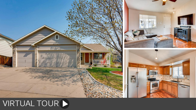 Sold! Completely Updated Ranch on Oversize Lot!