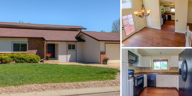Sold! Multi-Level Home in Lafayette
