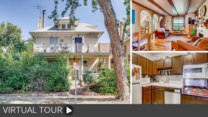 Sold! 3 Unit Income Property in Cheesman Park