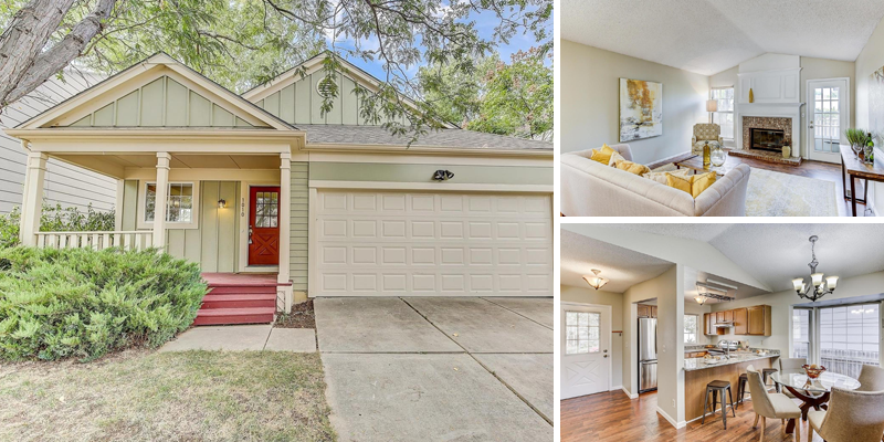 Sold! Move-in Ready Home in Lafayette