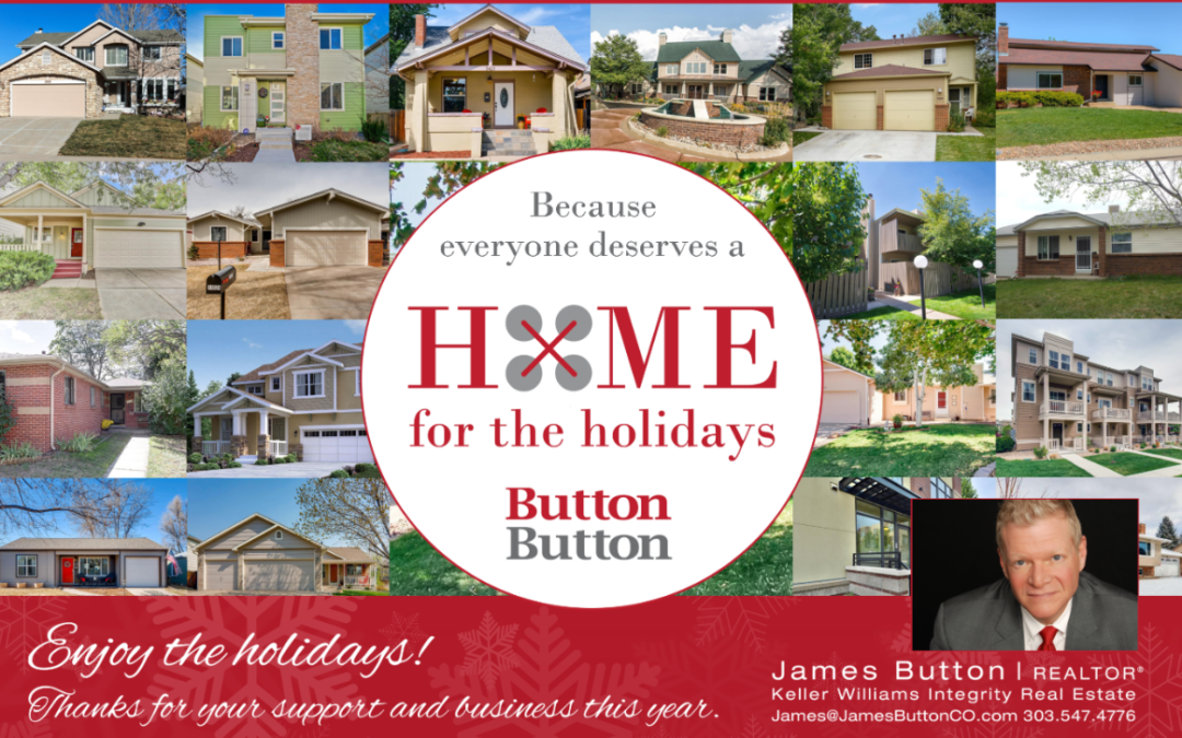 December Newsletter: ?Holiday tidings for sellers and buyers!