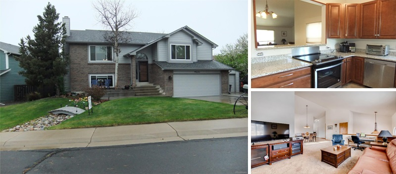 Sold! 4 Beds & 3 Baths in Broomfield