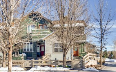 Sold! Beautiful End-Unit Townhome in Indian Peaks!