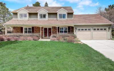 Sold: Exquisite Home & Neighborhood! Welcome to CO!