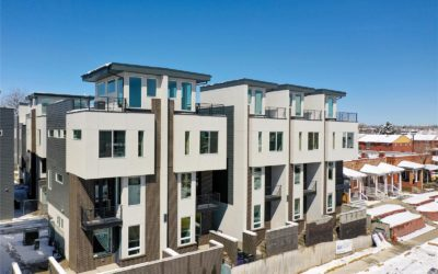 Sold: Amazing Townhome w/ Views at Mile High Stadium!