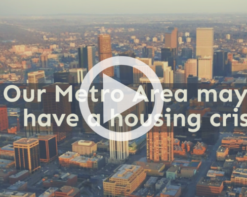 Our Metro Area may not have a housing crisis.