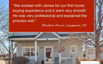 Theodore: We worked with James for our first home buying experience and it went very smooth…