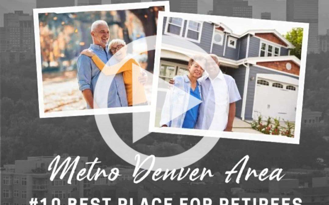 Denver #10 City For Retiring