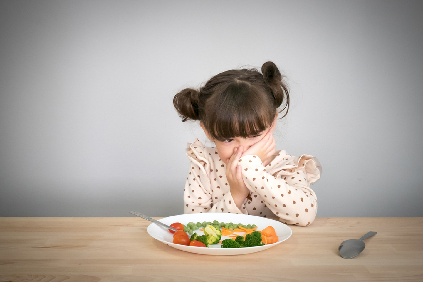 Does Your Child Have Difficulty Eating?