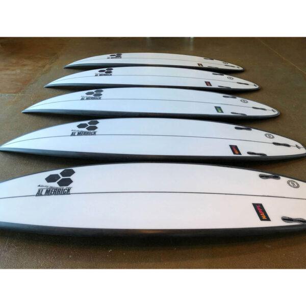 Happy Model by Channel Islands Surfboards