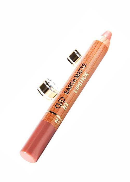 VIP Cosmetics - Lipstick Pencil Earth Matte Peach L52