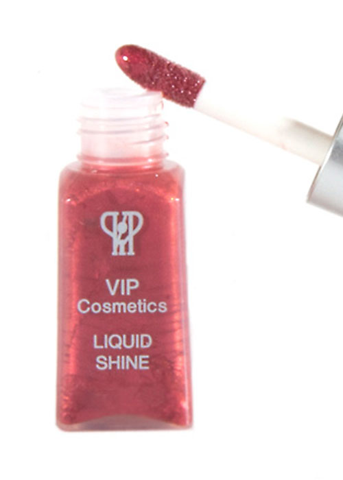 VIP Cosmetics - Iced Rose Liquid Lipshine Lip Gloss LS02