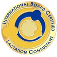 International Board Certified Lactation Consultant IBCLC logo