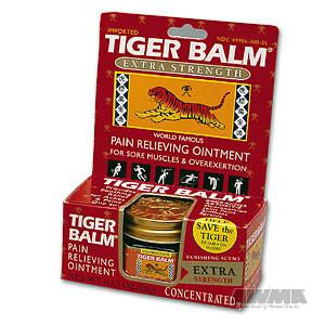 Extra Strength Tiger Balm, $19.95