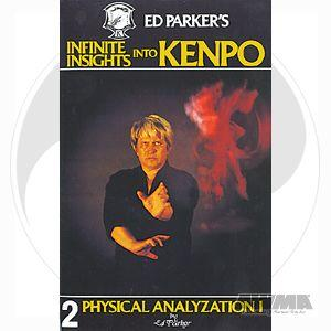 One of Ed Parker's many texts on Kenpo