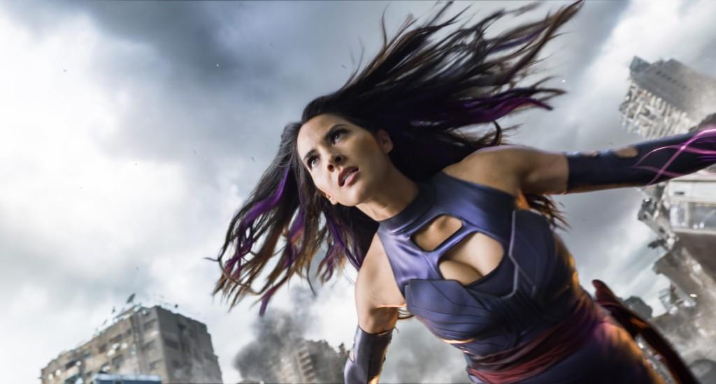 Olivia Munn in X-Men: Apocalypse Source: 20th Century Fox