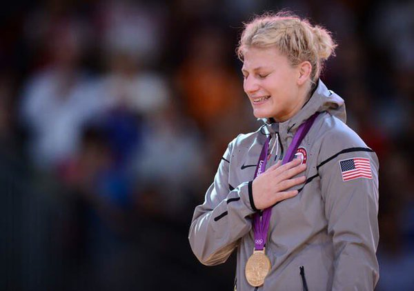 Source: Kayla Harrison's Official Twitter Account