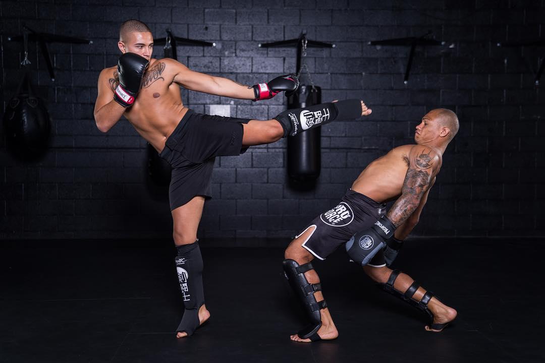 kickboxing gear