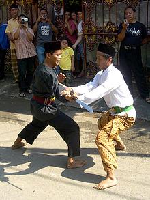 full contact martial arts