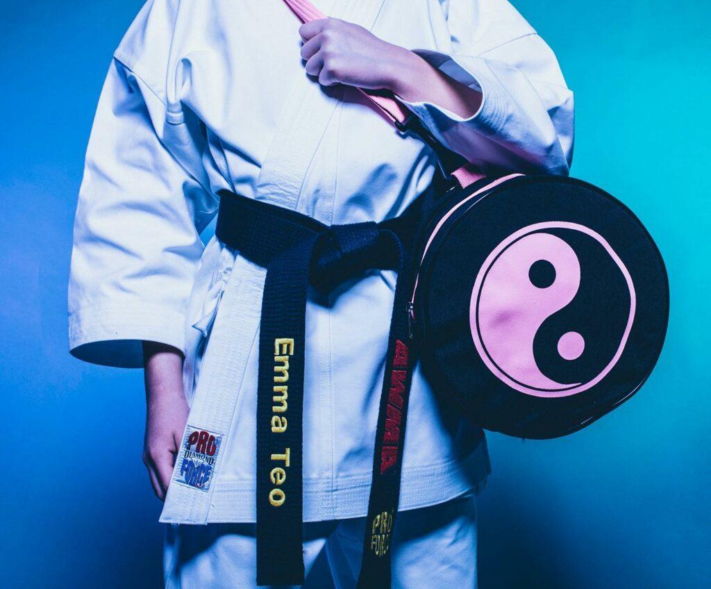 martial arts gear bag