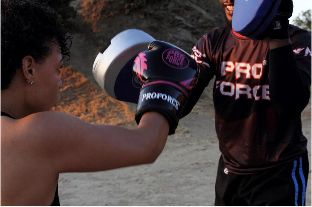 outdoor martial arts