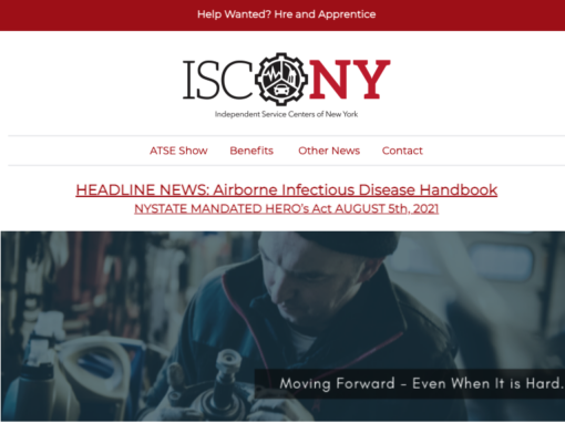 ISCONY July 2021 News Letter