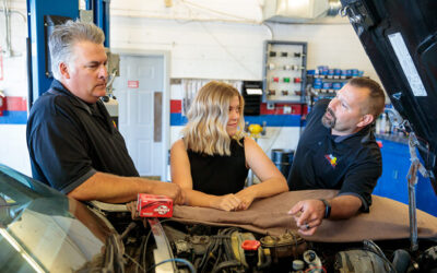 Calming employees when selling your repair business