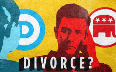 The Great National Divorce?