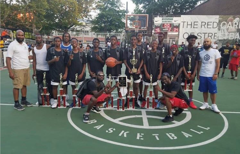 Dyckman Basketball 14U Division