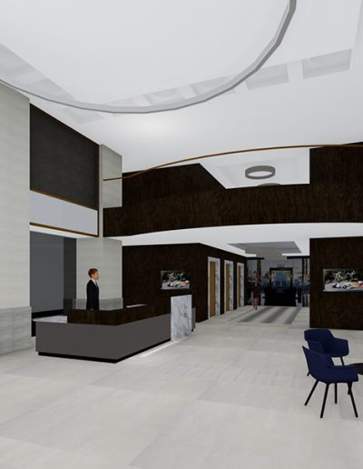 Mesa Tower Lobby VE Options 1