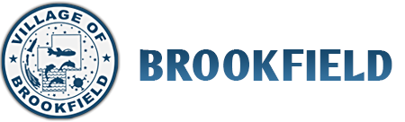 Brookfield, IL logo with link to . building and zoning