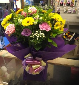 Aqua Pack Bouquets