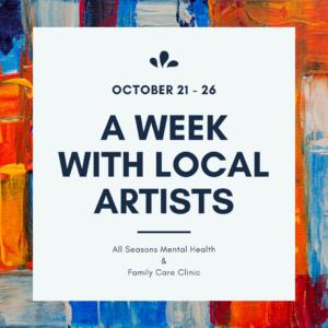 Local Artists Week ASMH FCC