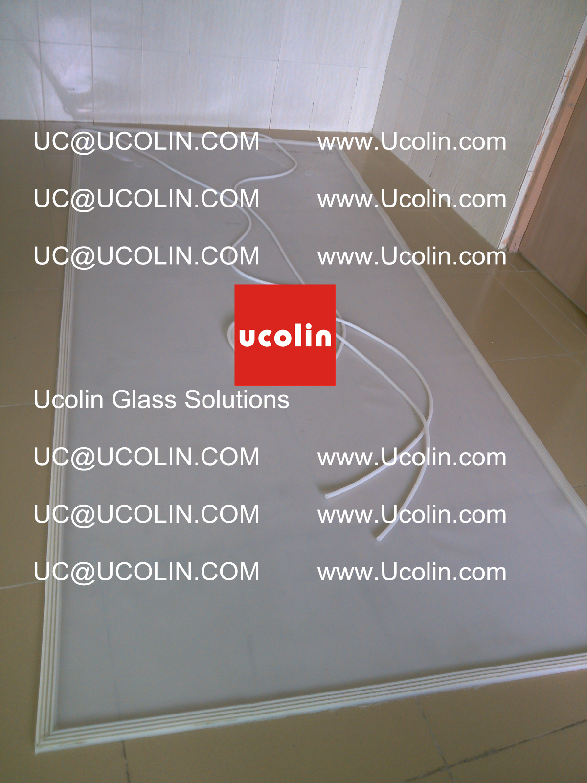 Silicone Vacuum Bag for EVA FILM safety laminated glass (1)
