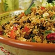 Vegan Southwest Quinoa Salad Recipe