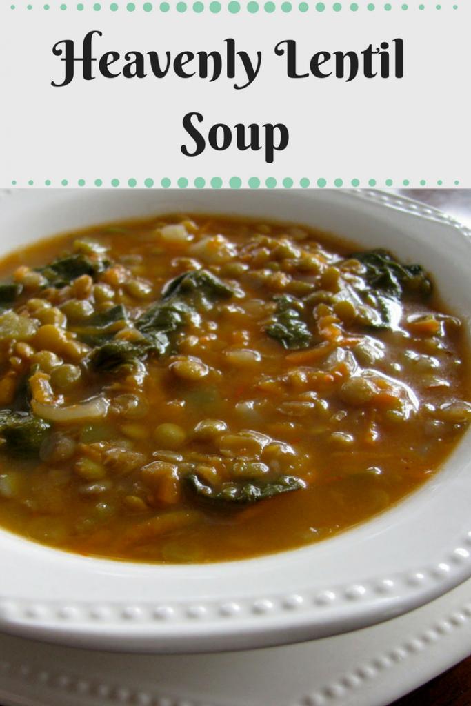 Heavenly Lentil Soup Recipe