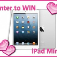 iPad Mini Giveaway from #MadameDealsEvents