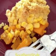 Southern Style Cornbread Casserole Vegan Gluten Free