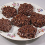 No Bake Cookies, Oatmeal Chocolate Peanut Butter Recipe