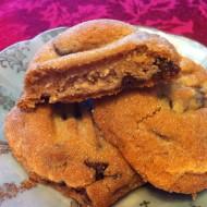 Peanut Choc-Chip Burst Cookie Recipe