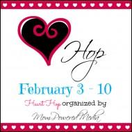 Heart Hop $25 Starbucks GC Giveaway