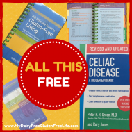 Get Your FREE Gluten-Free Books! Update